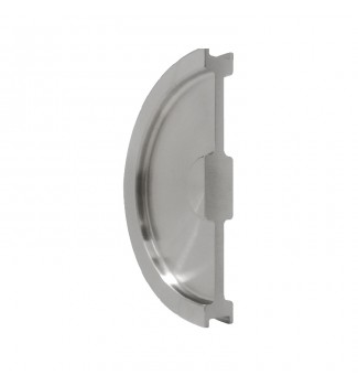 """Cupola"" Pocket Door Handle"