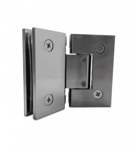 135° Glass-to-glass Hinge