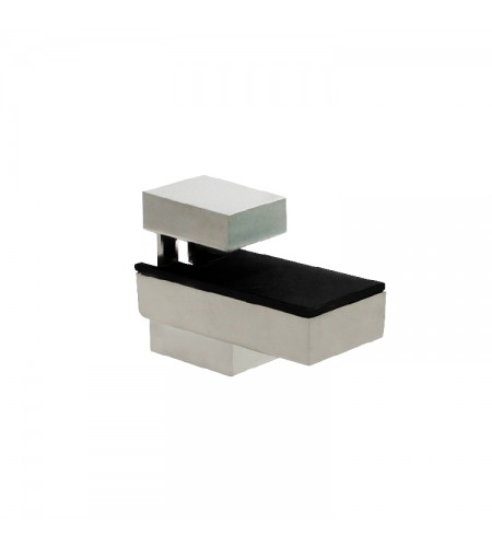 Adjustable glass shelf support Mod. S8904