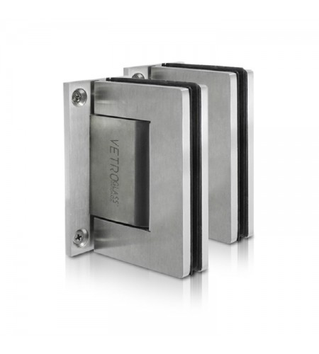 90° Wall Mount hinge