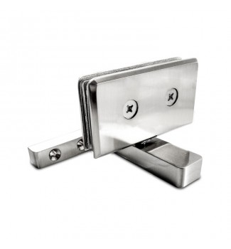 Wall Mount Offset Pivot Hinge Left-Right