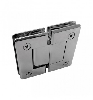 180° Glass to Glass Hinge