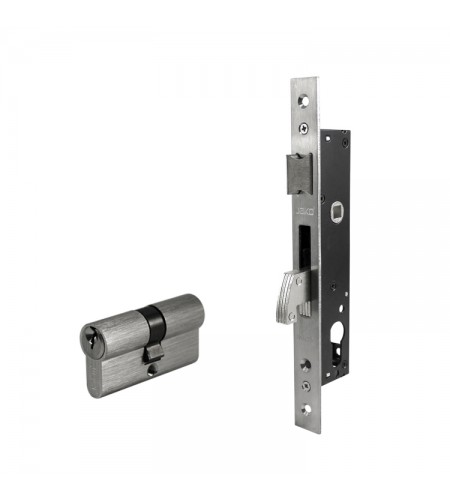 Low Profile Mortise Lock Mod. 1240JAKO