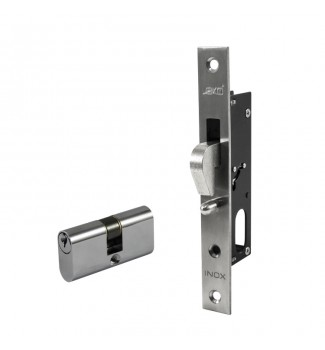 Low Profile Mortise Lock Mod. 1680HP