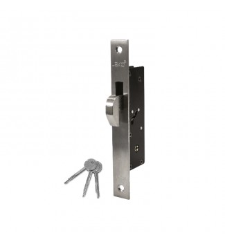 Low Profile Mortise Lock Mod. 1684