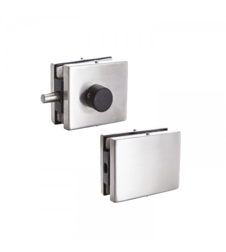 Square patch door lock Mod. PS-120