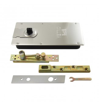 Floor Mounted Door Closers Capacity: 176 Lbs.