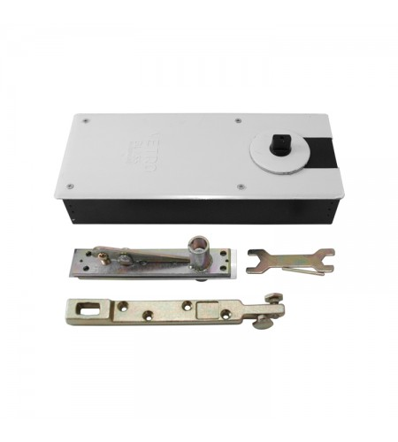 Floor Mounted Door Closers Capacity: 440 Lbs.