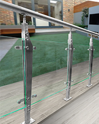 Post Railing Systems