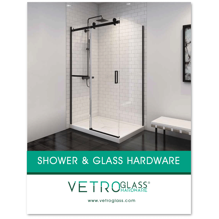 Catalog Shower and Glass Hardware