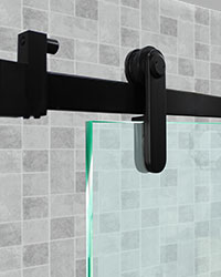 Shower Door Sliding Kits