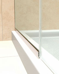 Shower Door Header Accessories