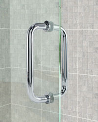 Shower pull handles, Door knobs and Towel bars