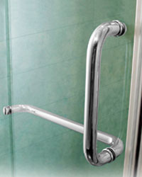 Shower Towel Bar Combinations