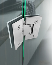 Adjustable Shower Hinges